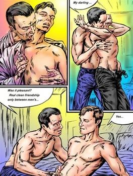 businessmen having hardcore sex